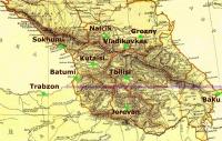 Kaukázus és vidéke. A siker pillanataiban török ambíciók célterülete