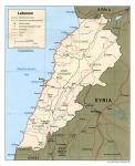 Libanon - francia mandátum lesz