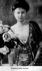 Honenberg Zsófia hercegnő