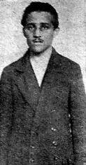 A merénylő -Gavrilo Princip
