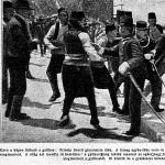 Gavrilo Princzip elfogása