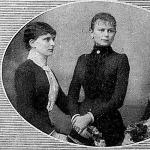 Chotek Zsófia nővéreivel