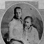 Chotek Zsófia nővérével