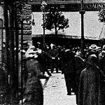 A háborús Budapest