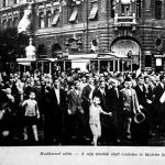 Tüntetés a háború mellett