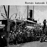 Román katonák Durazzo felé