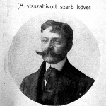 Joanovics, a viszahívott szerb követ