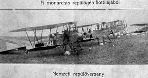 A Monarchia repülőgép flottájából
