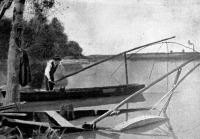 Csepel-szigeti halász