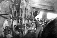 Az angliai bányászsztrájk (1912): a hol a sztrájkolók engedélye mellett folyik a munka