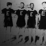 A BEAC győztes távolugró csapata