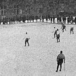 BKE-WEV jégkorongmeccs