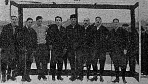 A BKE csapata