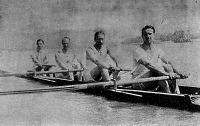 A Pannonia bajnok négyese