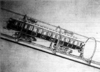 A Koarnzy-féle egysínű vasúti rendszer, mint a világ leggyorsabb vasútjának a rendszere