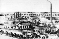 A petőházi cukorgyár a századfordulón