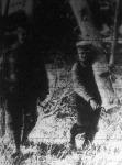 Német katona angol hadifogságban