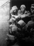 Orosz foglyok szállítás közben