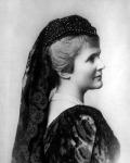 Erzsébet román királyné 1896 körül