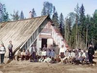 Magyar és osztrák hadifoglyok Oroszországban 1915