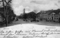 Memel Alexanderstrasse.