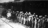 Orosz foglyok Kolozsváron