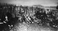 Galiciában elfogott oroszok