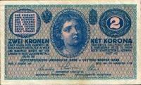 Két koronás bankjegy