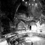 Régi fürdők - a Császárfürdő törökkori medenczéje