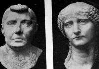 '. Ismeretlen római nő 2. Agrippina császárnő