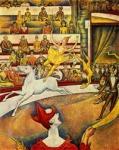 George Seurat : A cirkusz