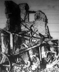 Francia cukorgyár, melyet az angolok lövöldöztek össze. Cerny francia városból az angolok ki akarták üzni a németeket. Ostromuknak áldozata lett a híres cukorgyár is.