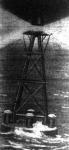 A Panama csatornán úszó bólyákon fölszerelt világító tornyokat használnak. Ezek ellentétben a szilrád alapzaton épült világító tornyokkal, nem emberi kezeléssel égnek, hanem automatikusan 4-6 hónapig is világítanak acetiléngáz fénnyel.
