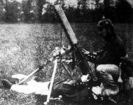 A gépfegyver a mai háború leghatásosabb fegyvere