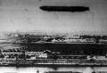 Zeppelin London város felett