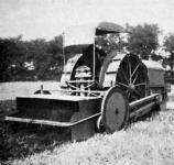 Talajművelés korszerű géppel