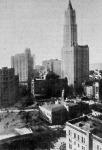 New York felhőkarcolói nappal