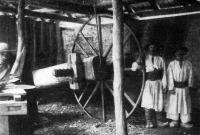 Régi magyarországi malmok: Tökmagsajtoló malom (Várhely, Hunyadmegye)