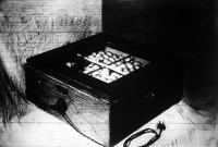 A tyúktojások mesterséges keltésére használt gép (1916)