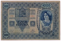 1000 korona (magyar oldal)