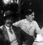 Ferenczy Károly és Ferenczy Béni