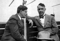 Karinthy és Kosztolányi egy hajóban