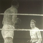 Dick Smith és Billy Wells(szemben)
