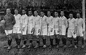 A Floridsdorfer AC csapata