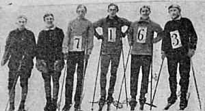 A norvég győztesek