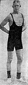 Robert Oksa a közép A sulycsoport győztese