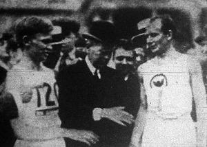 William Kyronen és Hannes Kolehmainen