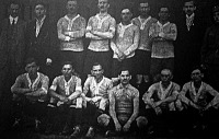 Az MTK csapata