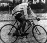 Velvart Nándor kerékpárversenyző