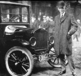 Henry Ford, a Ford autógyár tulajdonosa